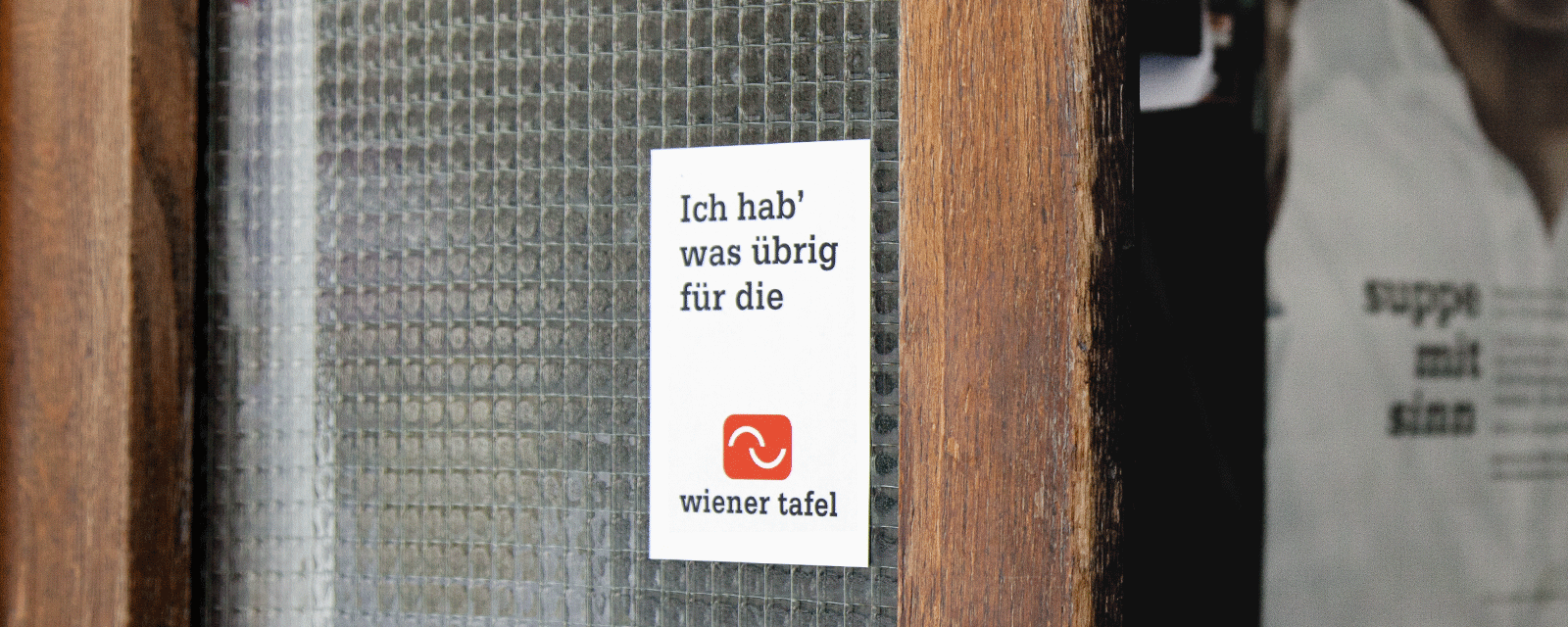 Wiener Tafel - Sticker