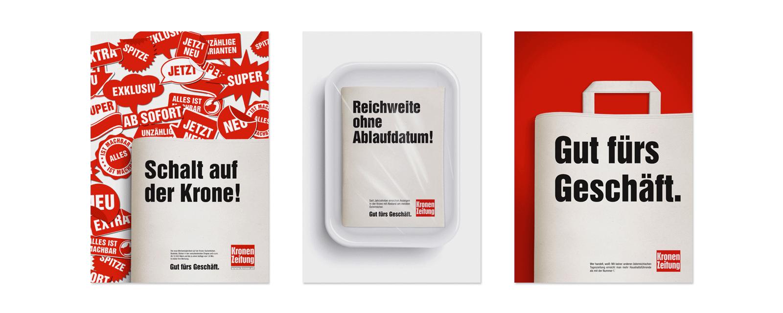 Kronen Zeitung - Anzeigen