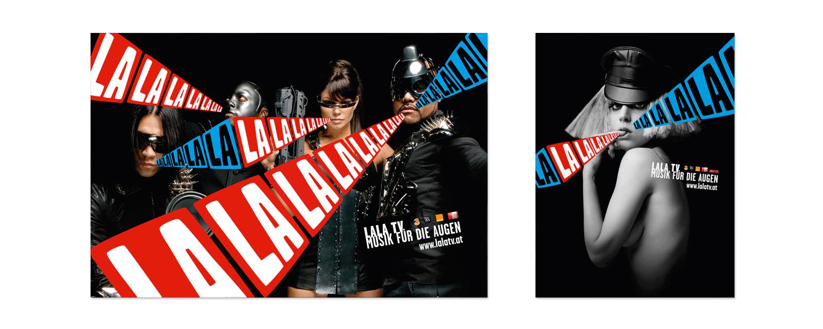 LaLa - Anzeigen