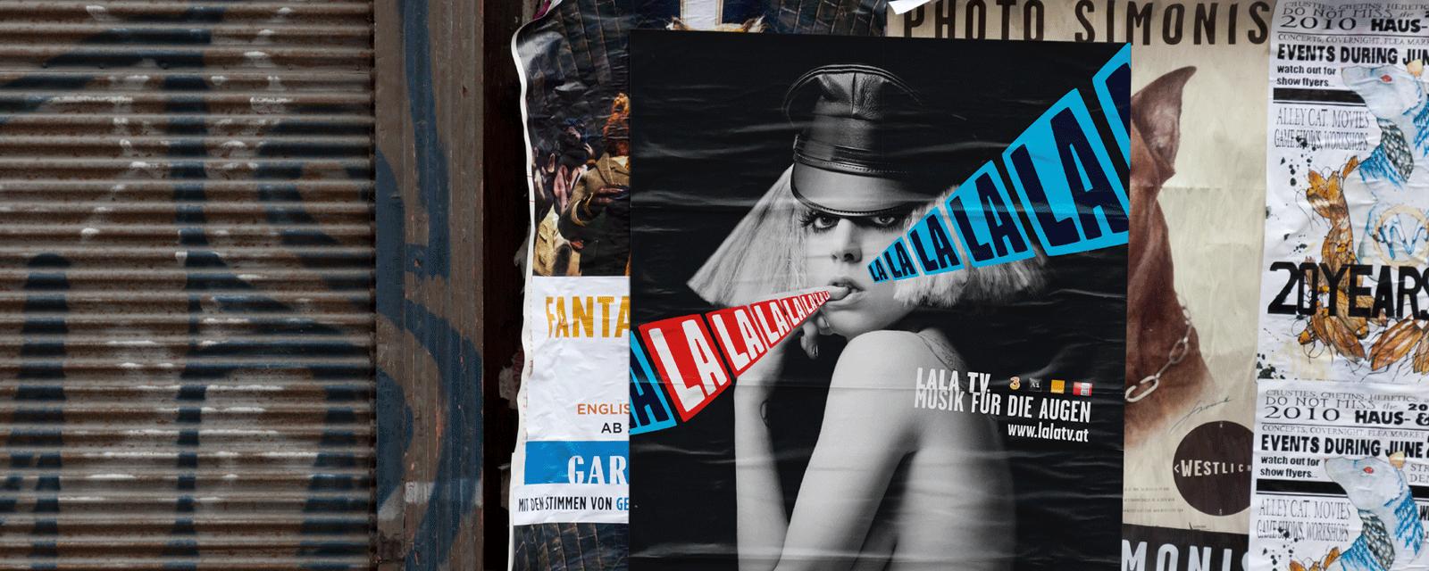 LaLa TV - Lady Gaga
